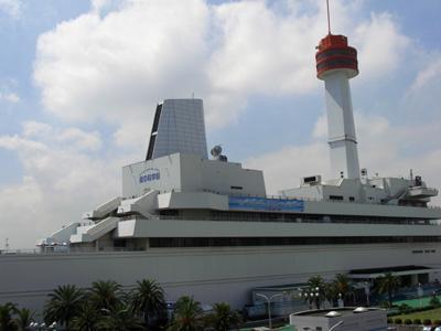船の科学館1