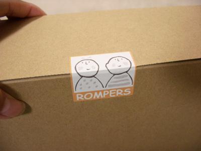 布絵本のロンパーズ11
