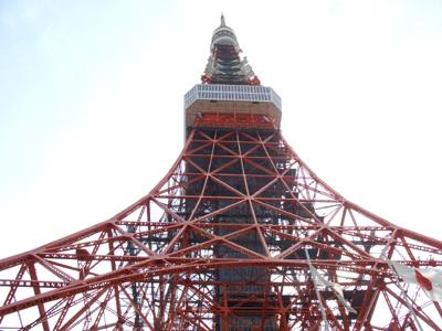 東京タワー写真1