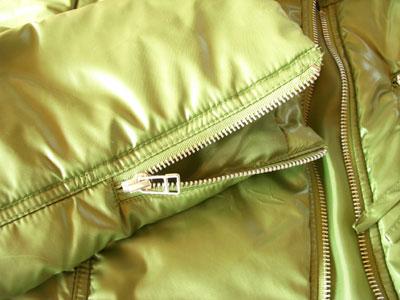 ANITA ARENBERG(アニタ・アレンバーグ)の中綿ライダースジャケット4