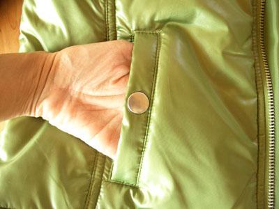 ANITA ARENBERG(アニタ・アレンバーグ)の中綿ライダースジャケット3