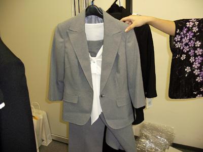 ベルーナセットスーツ